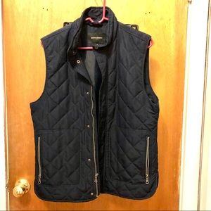 Men's Banana Republic Quilted Vest